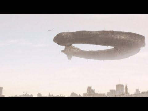 Huge UFO over JERUSALEM !!! May 2018