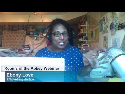 Rooms of the Abbey Webinar