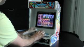 MAME on iPad with Gridlee controlled with iCade tutorial