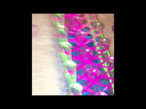 How To Make The Rainbow Loom Cobra Braclet