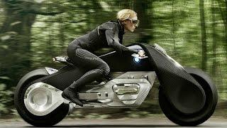 BMW Motorrad VISION NEXT 100 - Bike of the Future