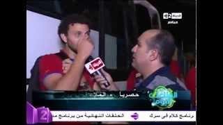 #x202b;الملاعب اليوم - بكاء الكابيتانو حسام غالي بعد شائعة رحيله عن الأهلي ويرفض الحديث مع مهيب عبد الهادي#x202c;lrm;