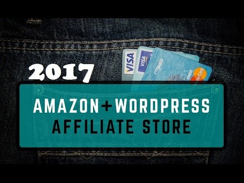Amazon Store | How To Build Amazon Affiliate Store Automatically 2017
