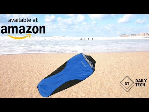 Farland Mummy Sleeping Bag Review Amazon Best Seller Camping Mummy Sleeping Bags