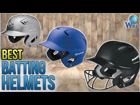 9 Best Batting Helmets 2018