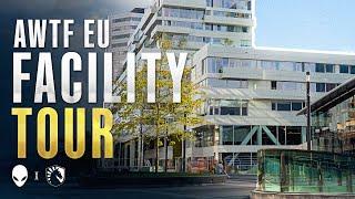 Team Liquid's NEW EU Alienware Training Facility!