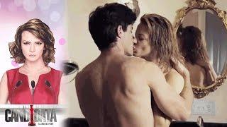 Regina y Gerardo disfrutan de una noche llena de pasión | La Candidata - Televisa