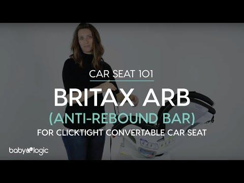 CAR SEAT 101: BRITAX ARB DEMO
