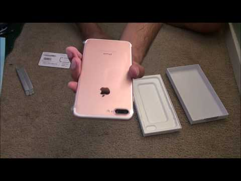 Unboxing iPhone 7 Plus on Warranty With Assurant excellent condition