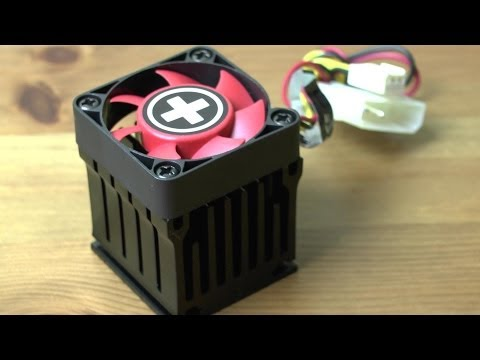 Xilence Northbridge Chipset Cooler Review