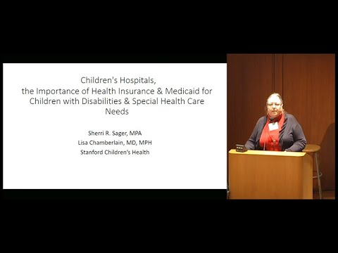 Children's Hospitals and the Importance of Health Insurance and Medicaid