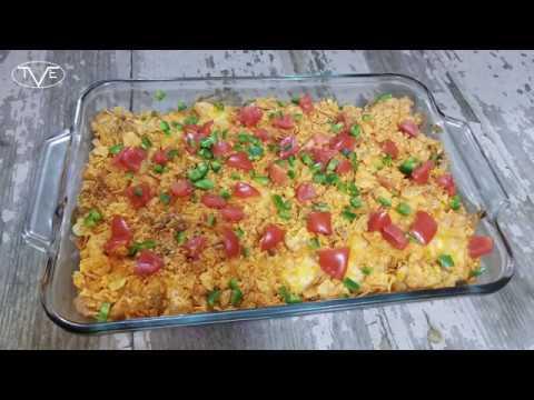 Doritos Chicken Casserole Recipe | Episode 545