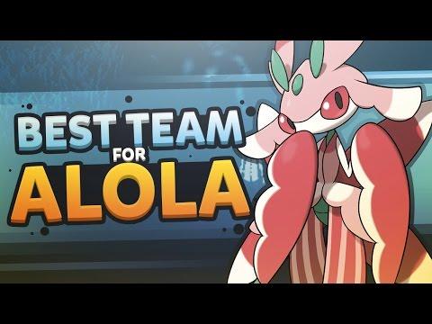 Best Team for Sun and Moon Ft. Pokemon Insider