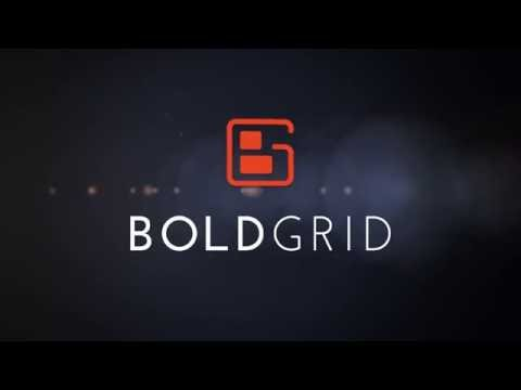 Quick Start e-Commerce with BoldGrid and WordPress