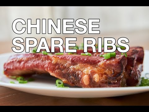 How to Make Chinese Spare Ribs | Belly on a Budget | Episode 1
