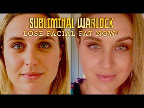 LOSE FACIAL FAT RIGHT NOW! BIOKINESIS  SUBLIMINAL AFFIRMATIONS WARLOCK