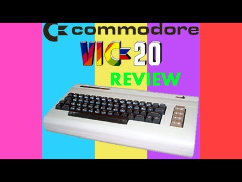Commodore VIC 20 Review