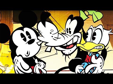 Potatoland | A Mickey Mouse Cartoon | Disney Shorts