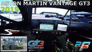 rFactor 2 - Aston Martin Vantage GT3 - Qualifying for the 3 hours of