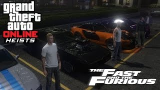 GTA 5 - Episode 25 - Fast and Furious Heists (Prison Break Part 1)