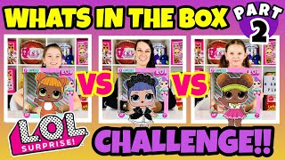 Unboxing Lol Surprise Confetti Pop Series 3 Stop Motion Vrqt Opening L O L Surprise Tots Dolls