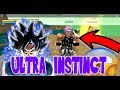 HOW TO BECOME ULTRA INSTINCT GLITCH!! | DRAGON BALL FINAL STAND