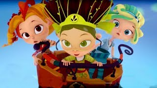 Сказочный патруль - Лучшие друзья - 24 серия Трейлер - мультфильмы для детей