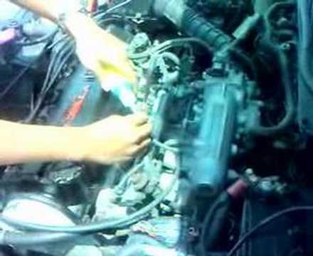 Honda Vtec dcarbo2