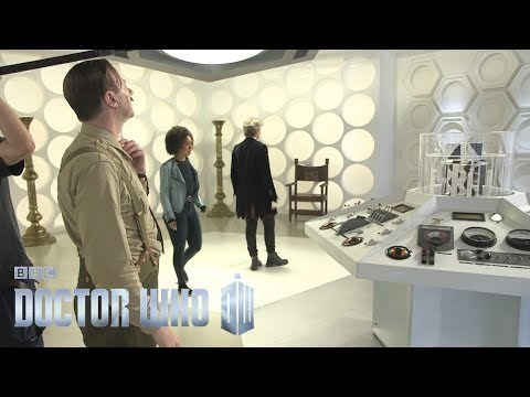 Recreating the original TARDIS console room - Doctor Who: Christmas Special 2017 - BBC One