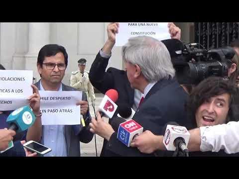 Xxx Mp4 Senador Iván Moreira Y Manifestantes En La Moneda 11 11 2019 3gp Sex