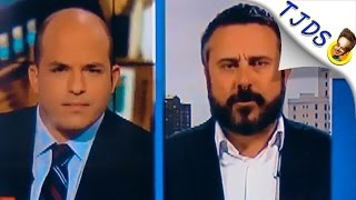Real Journalist Shreds CNN On Air Over S-y-r-i-a Coverage