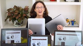 Laptops: What I Would and Wouldn