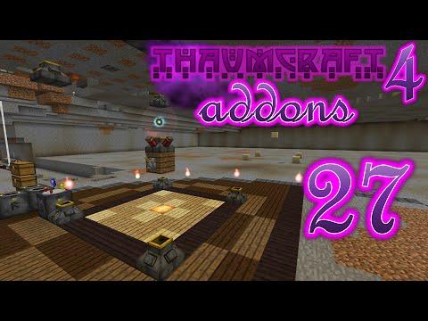 Minecraft - Thaumcraft 4 Addons #27 - Node Workshop