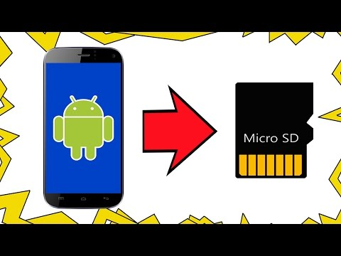 How to Move Apps to SD Card In Any Smartphone (Android) Easy