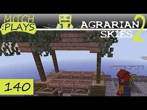 How to Build a Tiki Bar in Agrarian Skies 2 - Part 140