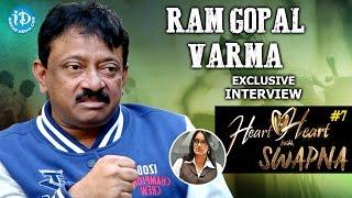 Ram Gopal Varma Exclusive Interview | Vangaveeti Movie | Heart To Heart With Swapna #7