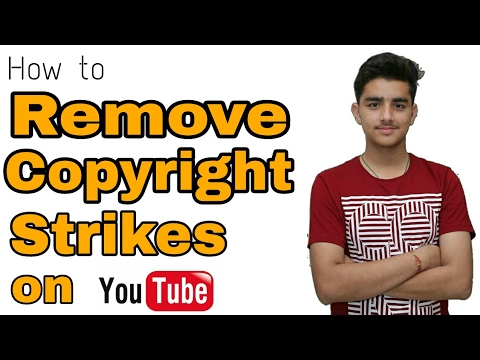 How to Successfully Remove Copyright Strike from your Youtube Channel|Hindi