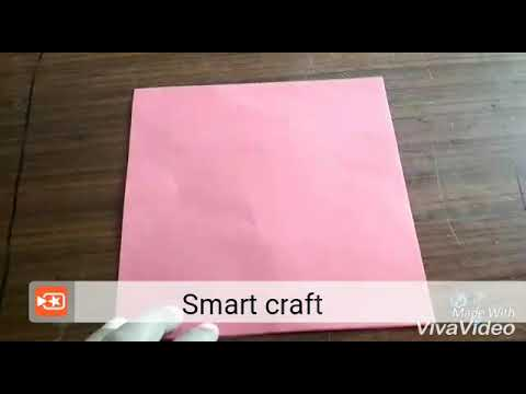 How to make paper dice very easy