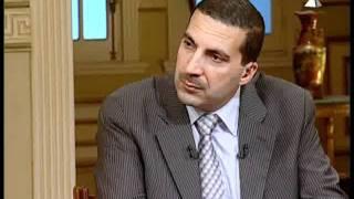 حوار قوي بين المخرج خالد يوسف و عمرو خالد