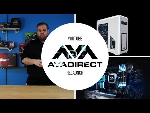 AVADirect YouTube Relaunch