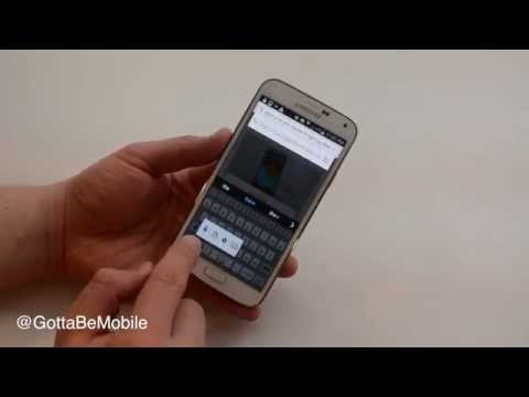 Supercharge the Galaxy S5 Keyboard