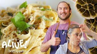 Brad Makes Black Garlic | It