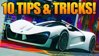 10 TIPS, TRICKS & SECRETS YOU DON