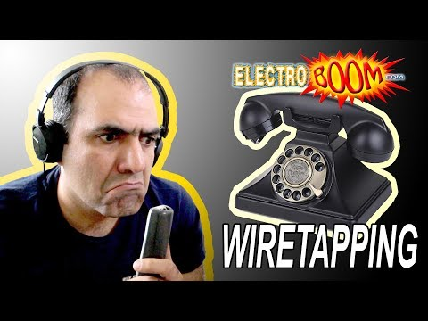 How to Wiretap Phone Line with DIY Circuit