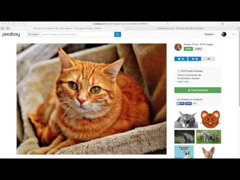 How I design my blog post headline images
