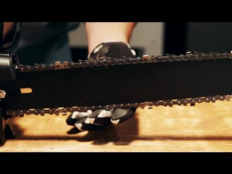 How to Adjust Your Electric Chainsaw Chain