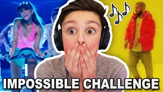 TRY NOT TO SING ALONG CHALLENGE!! *IMPOSSIBLE* (If You Sing You LOSE)