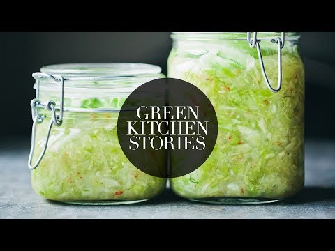How To Make Sauerkraut – Wild Fermentation