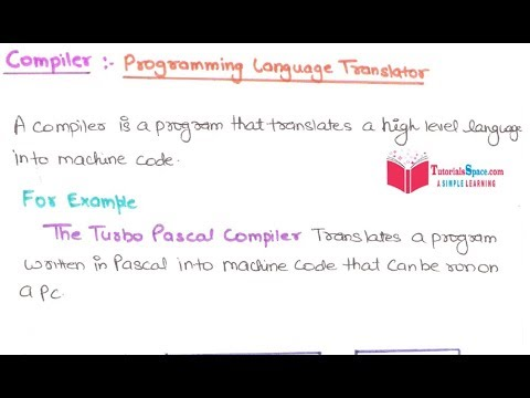 05- What Is Compiler In Programming Languages In HINDI | Compiler In Programming Languages