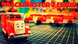 Trackmaster 2 Flynn Unboxing Review & First Run! Battle Of The Flynns!